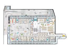 underground floor plan markthall rotterdam by mvrdv image