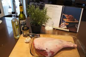 how to make heston u0027s leg of lamb with anchovy rosemary and garlic