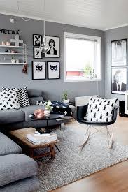 Home Design Ideas Gray Walls by Camilla Er Selvutnevnt Interiørjunkie Boligpluss No סלון מושלם