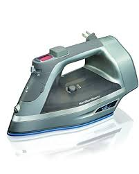 Maryland Travel Irons images Hamilton beach steam iron with 3 way auto shutoff jpg
