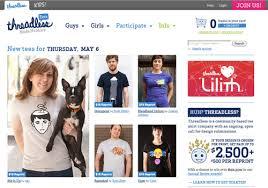 20 custom t shirt design websites that rock