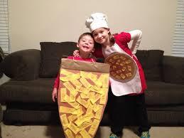 Pizza Halloween Costume Halloween Costumes Siblings Cute Creepy