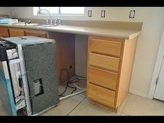 installing a dishwasher in existing cabinets how to install a dishwasher in existing cabinets diy for the home