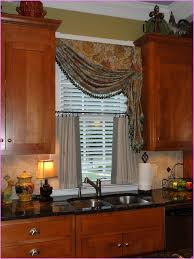 Window Treatment Ideas For Kitchens Interior Modern Window Treatments For Kitchens With Decorative