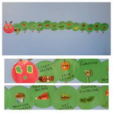 very hungry caterpillar job chart very hungry caterpillar job chart