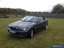 bmw convertible cars for sale bmw 320ci 2 2lt convertible bmw convertible forsale