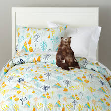 Forest Bedding Sets Bedding Forest Pattern Bedding Set Greater Outdoors
