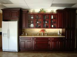 Cherry Wood Kitchen Cabinets With Black Granite Kitchen White Kitchen Cabinets With Cherry Wood Floors Cupboards