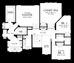 mascord house plan 23105 the ridley