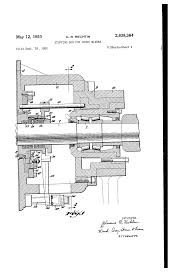 patent us2638364 stuffing box for dough mixers google patents