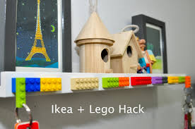 Ikea Photo Ledge Ikea Lego Entryway Key Shelf Ikea Hackers