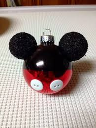 diy mickey mouse ornaments mickey mouse