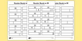 blank ten frame activity sheet ten frame place value number