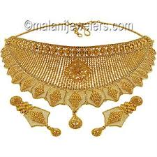 gold har set gold necklace sets bridal sets gold patta haar online jewelry