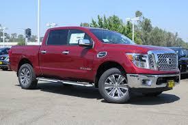 new nissan truck new 2017 nissan titan sl crew cab pickup in roseville f11596