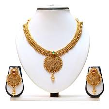 gold necklace wholesale images Sell antique jewelry swarajshop wholesale jewellery online india jpg