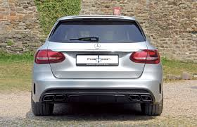 mercedes c63 wagon posaidon uprates mercedes c63 amg station wagon
