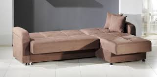 Sectional Sofa Bed With Storage by Living Room Luna Sec Naomi Brown Convertible Sectional Sofa By