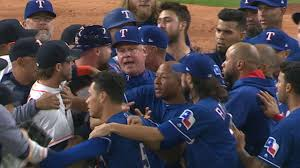 Red Sox Yankees Benches Clear Benches Clear In Astros Rangers Game Mlb Com