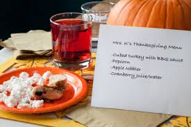 kindergarten thanksgiving food ideas with pictures ehow