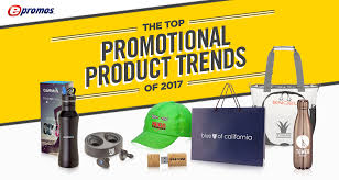 trend alert best promotional items giveaways and swag for 2017