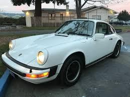 Porsche Carrera 1976 53k Mile Sportomatic 28k 1976 Porsche 911s Bring A Trailer