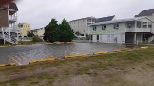 hurricane matthew cherry grove north myrtle beach youtube