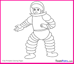 astronaut printable coloring sheets pics about space