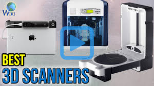 Top 7 3d Scanners Of 2017 Video Review