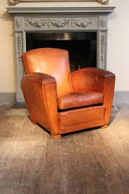 Antique Leather Sofas 1930s 40s French Leather Club Chair Leather Armchairs U0026 Leather