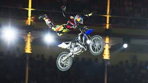 freestyle motocross riders tom pagès incredible 1st place run red bull x fighters 2015