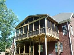 macon ga screen porches archadeck of central ga