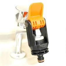 water hose connector for kitchen sink sink hose adapter thrillion info