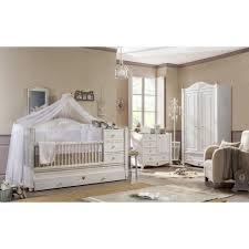 chambre coucher b b chambre à coucher bébé complète moderne coloris blanc