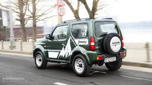 suzuki jimny sj410 suzuki jimny tested mountain goat autoevolution