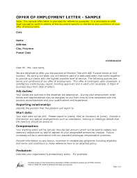 Sample Resume With Gaps In Employment by Offer Of Employment Letter Sample Szltlnzm Ideas Pinterest