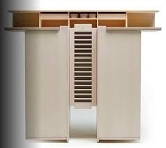 Mobile Reception Desk Wooden Reception Desk Scaligera By Franco Poli Bernini