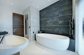Feature Wall Bathroom Ideas Best Bathroom Feature Wall Ideas On Pinterest Standing Design 19
