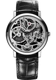 piaget altiplano piaget altiplano ultra thin skeleton 38 mm watches