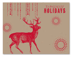 brown christmas cards greetings cards the deer by foreverfiances papers desert