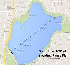 Green Lake Seattle Map by Welcome To Preciseshooter
