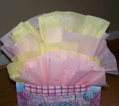 how to use tissue paper in a gift box how to place tissue paper in a gift bag and make it look