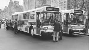 Staten Island Bus Map Old Nyc Bus Photos Take A Drive Down The Streets Of Nyc History