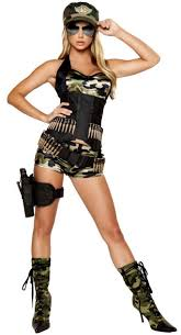 matching women halloween costumes buy army costume rm4332 from costume shop com army