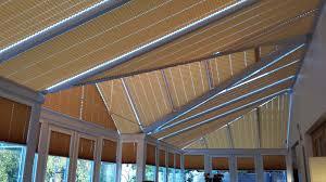 carol paton u2013 camberley surrey u2013 pleated roof blinds perfect