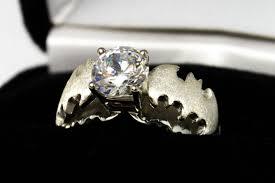 Harry Potter Wedding Rings by Soslube Expensive Wedding Rings Rubber Band Wedding Rings