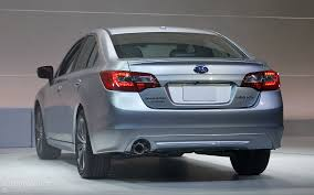 subaru legacy black all new 2015 subaru legacy officially revealed in chicago