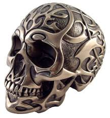 underground tattoo gallery tribal skull tattoo designs