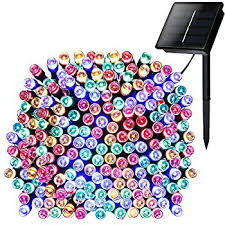 How To Charge Solar Lights - amazon com solar lights outdoor 72ft 200 led fairy lights
