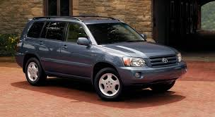 toyota highlander hybrid 2005 2005 toyota highlander pictures history value research